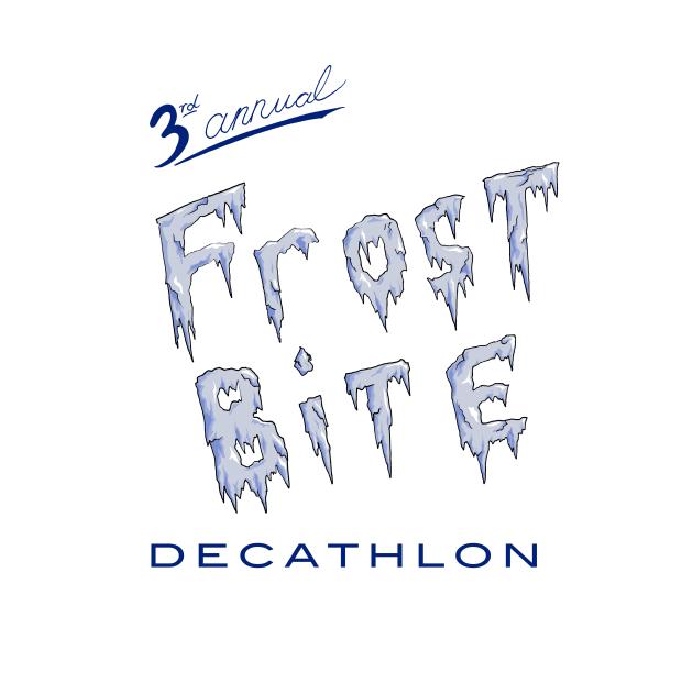 TeePublic: Frostbite Decathlon