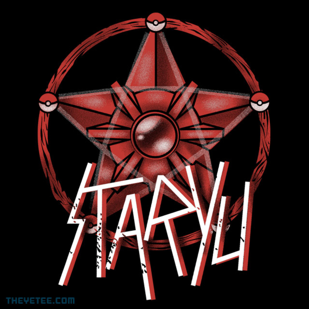 The Yetee: Gotta Reign Em All