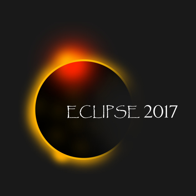 TeePublic: Total Solar Eclipse August 21 2017 Graphic T-Shirt
