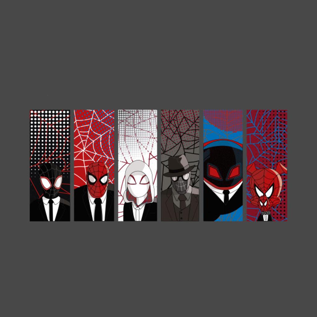 TeePublic: Reservoir spiders