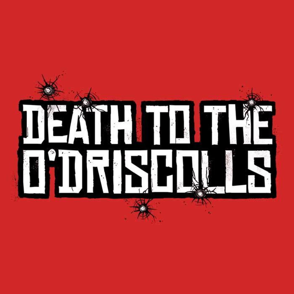 Once Upon a Tee: Death to the Gang