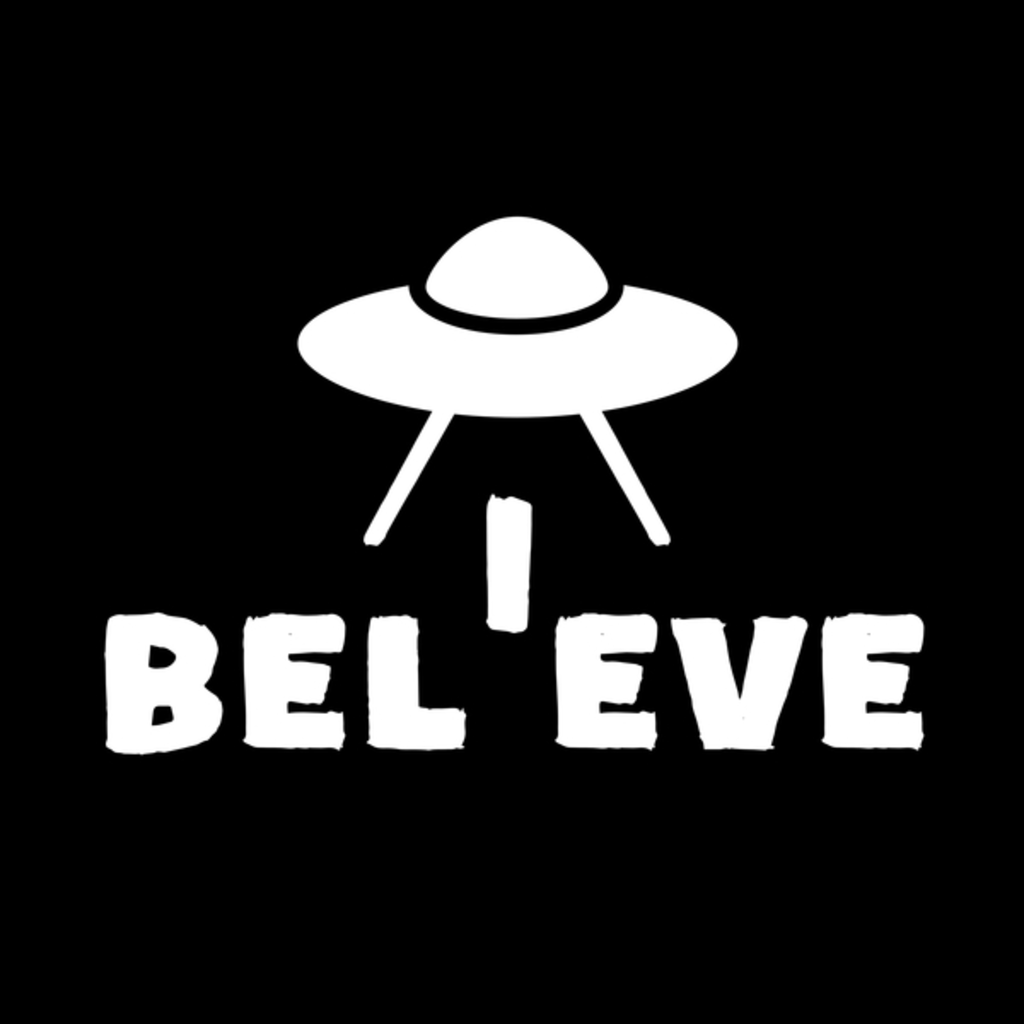 NeatoShop: Believe UFO Sci Fi