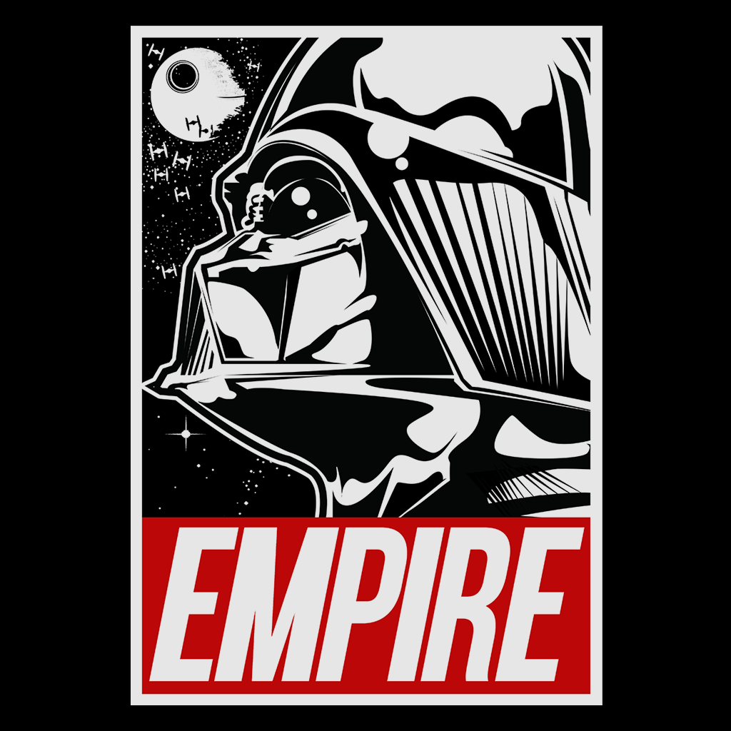 Pop-Up Tee: Empire