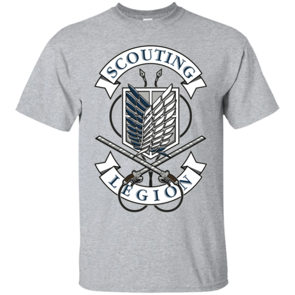 Pop-Up Tee: AoT Scouting Legion