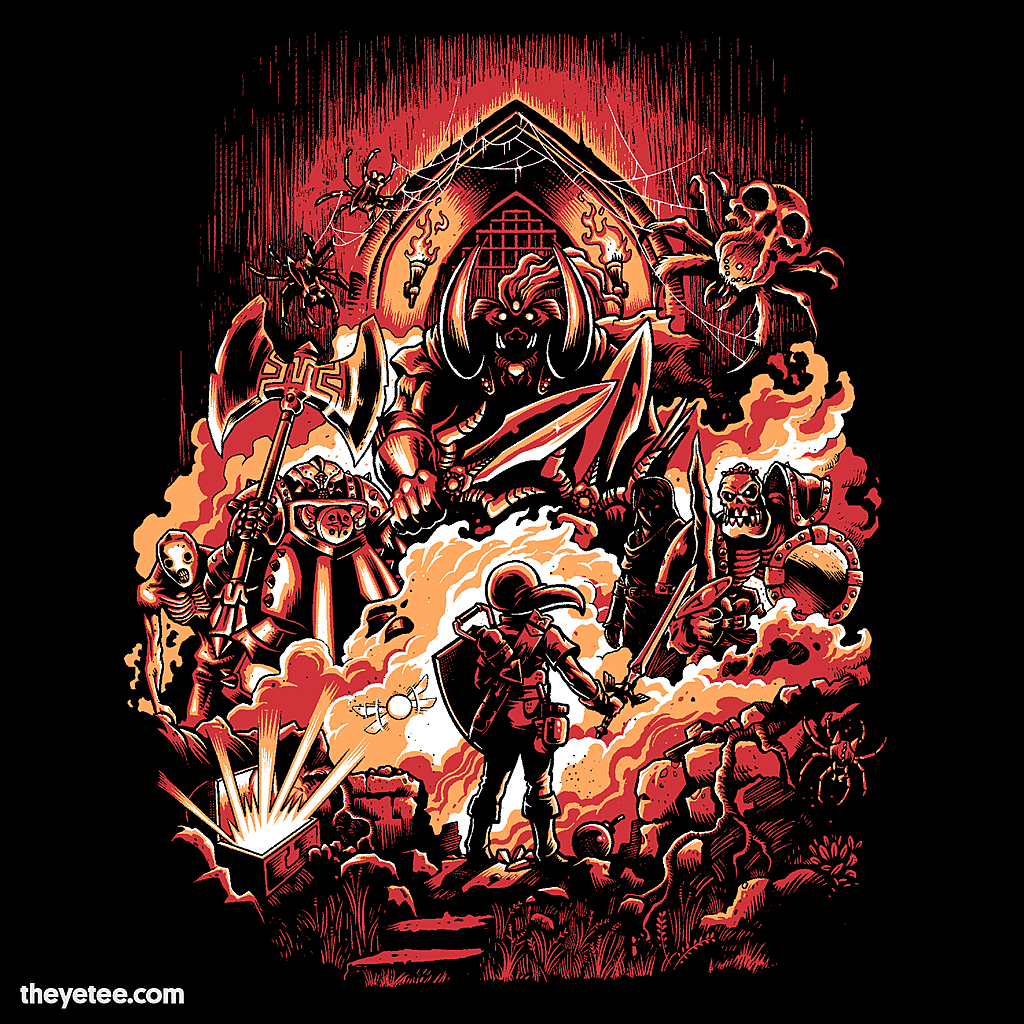 The Yetee: Legend of Time