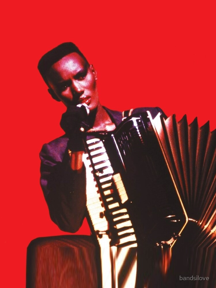 RedBubble: Grace Jones