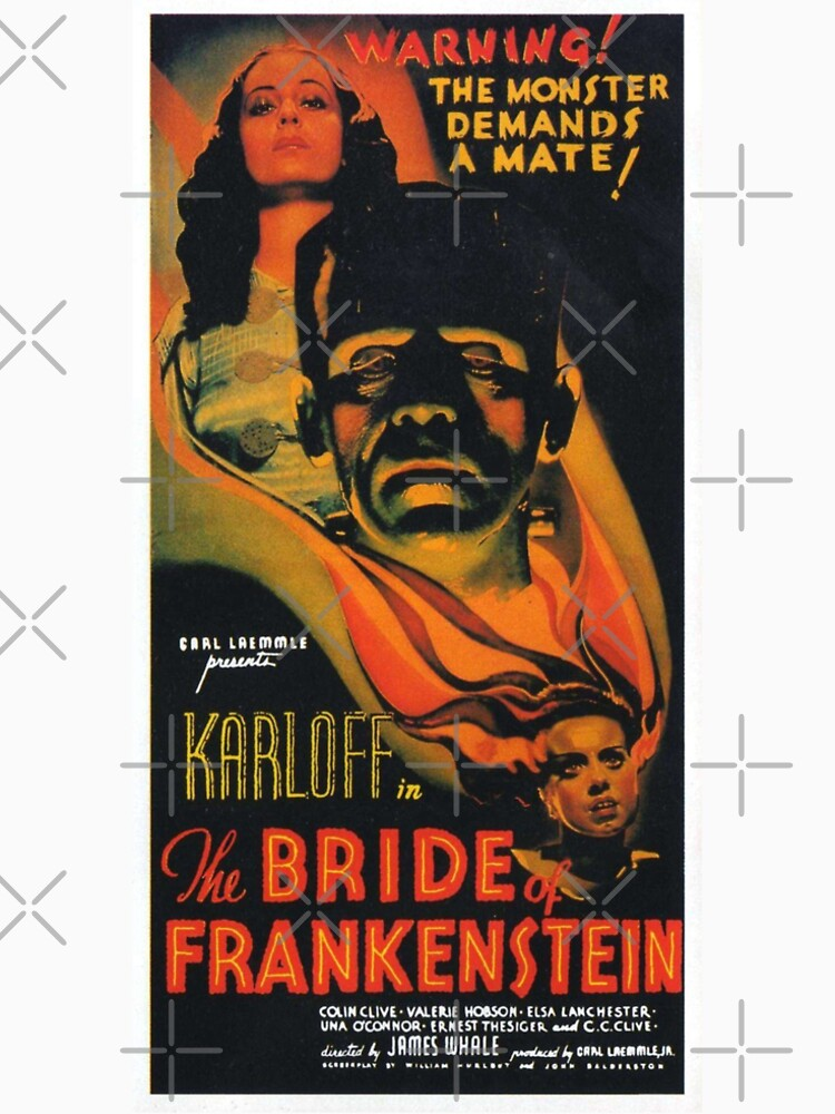 RedBubble: frankenstein