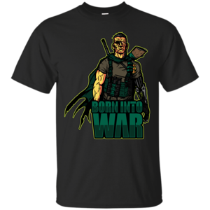 Pop-Up Tee: Born Into War