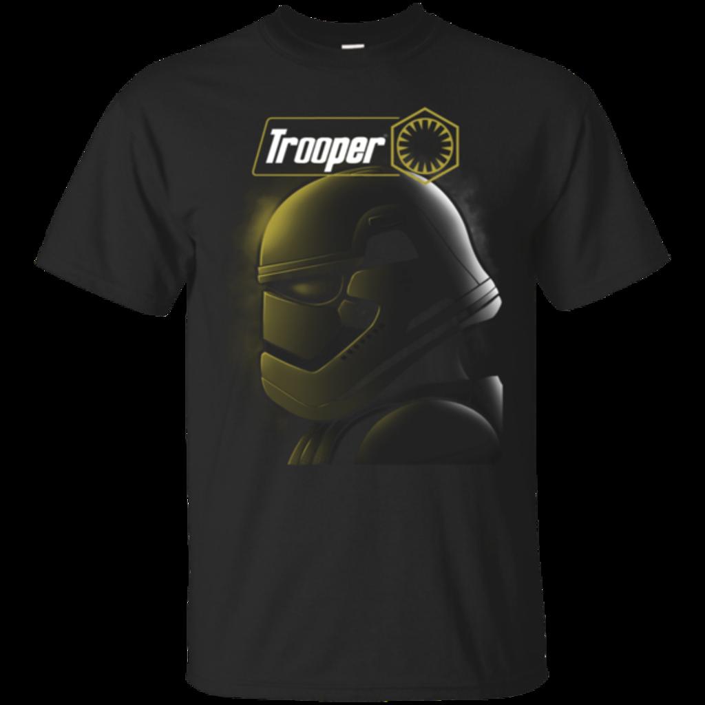 Pop-Up Tee: TROOPER2