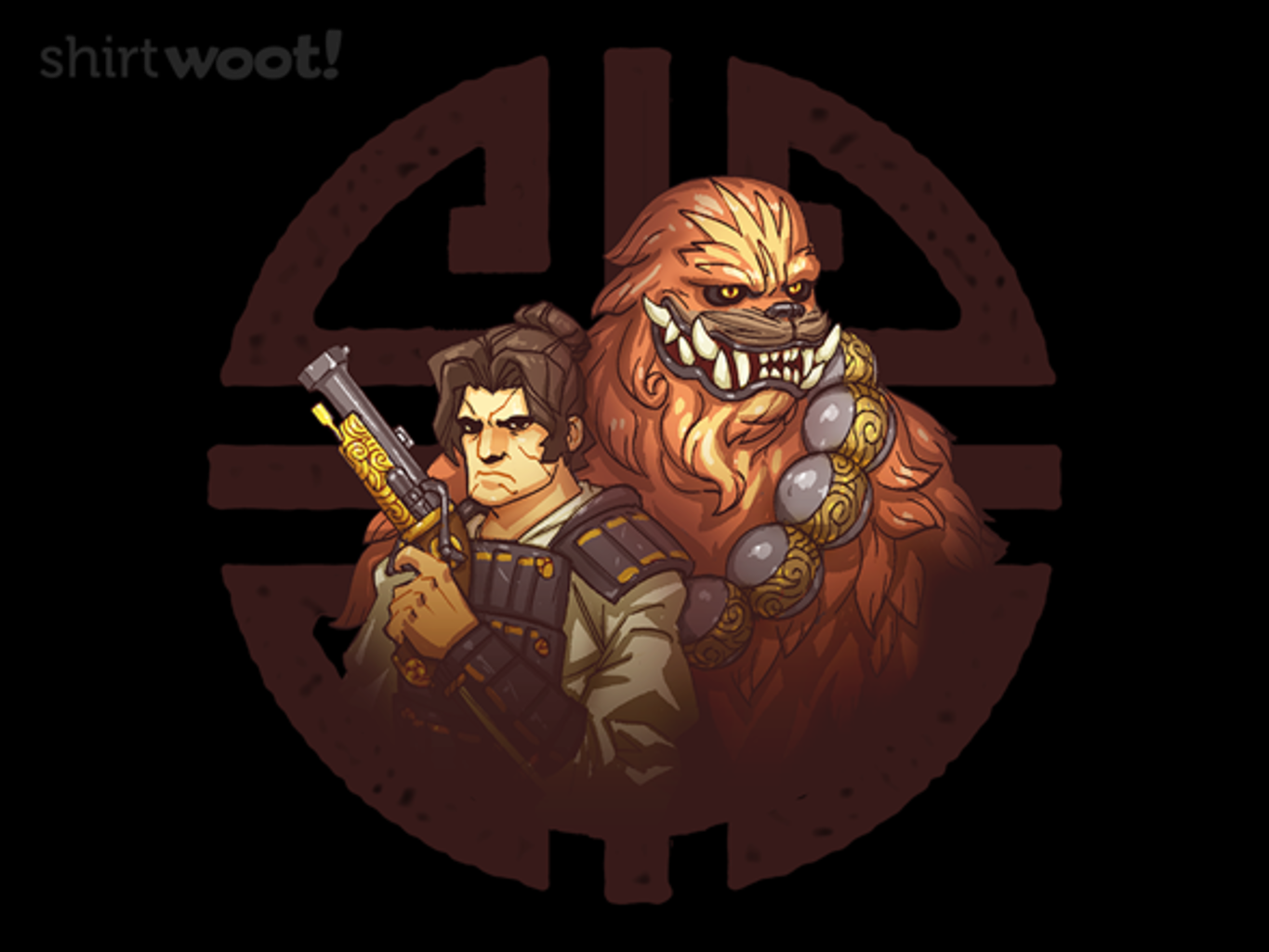 Woot!: Han-Samurai and Chew-Oni