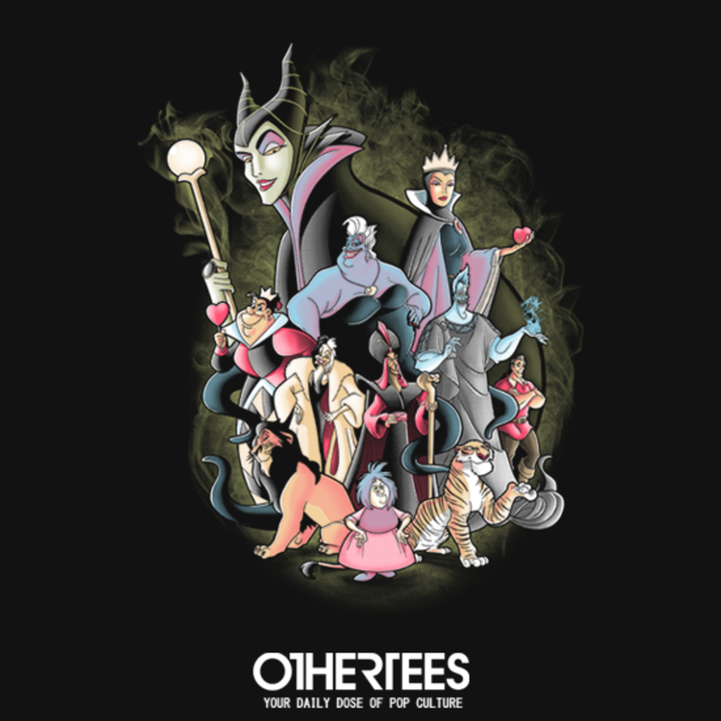 OtherTees: Wickedness