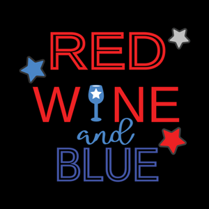 Shirt Battle: Red WINE and Blue