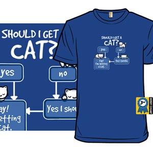 Woot!: Cat Flow Chart
