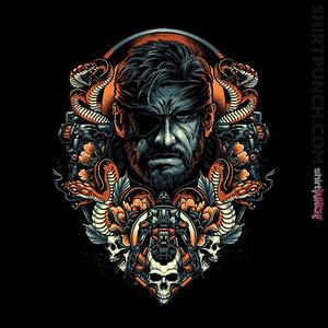 ShirtPunch: Emblem Of The Snake