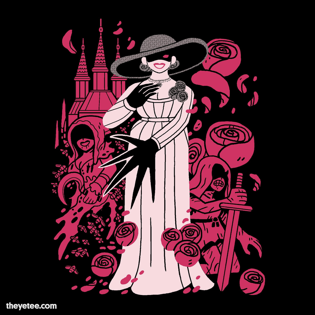 The Yetee: Lady of the Castle