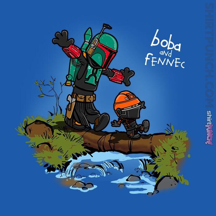 ShirtPunch: Boba And Fennec