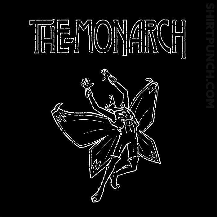 ShirtPunch: The Monarch