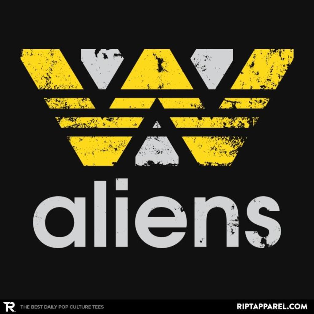 Ript: Aliens Sportswear