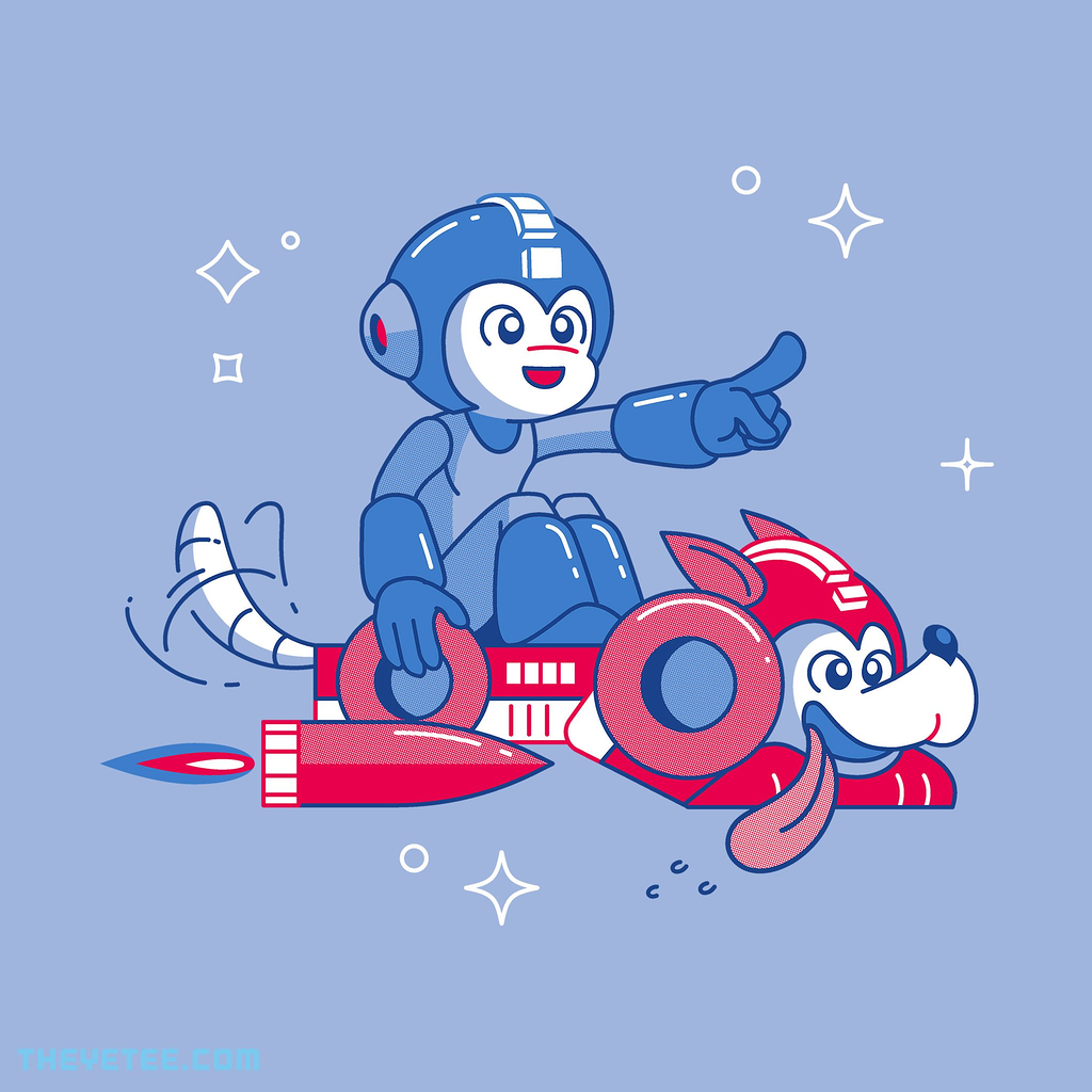 The Yetee: To infinity... and beyond!