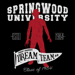 Pop-Up Tee: Springwood University