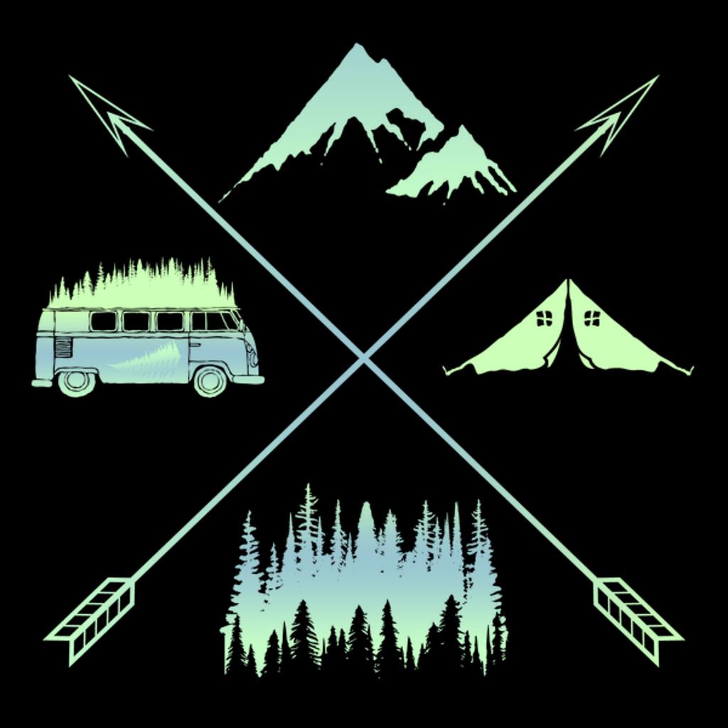 NeatoShop: Mountains Summer