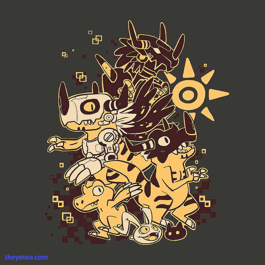 The Yetee: Courageous one