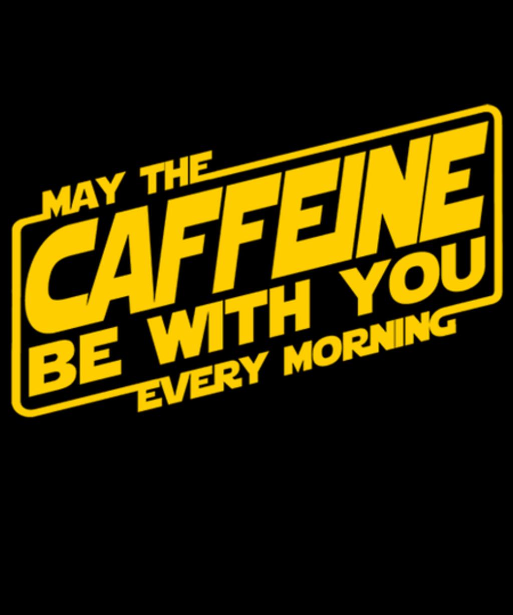 Qwertee: Every Morning