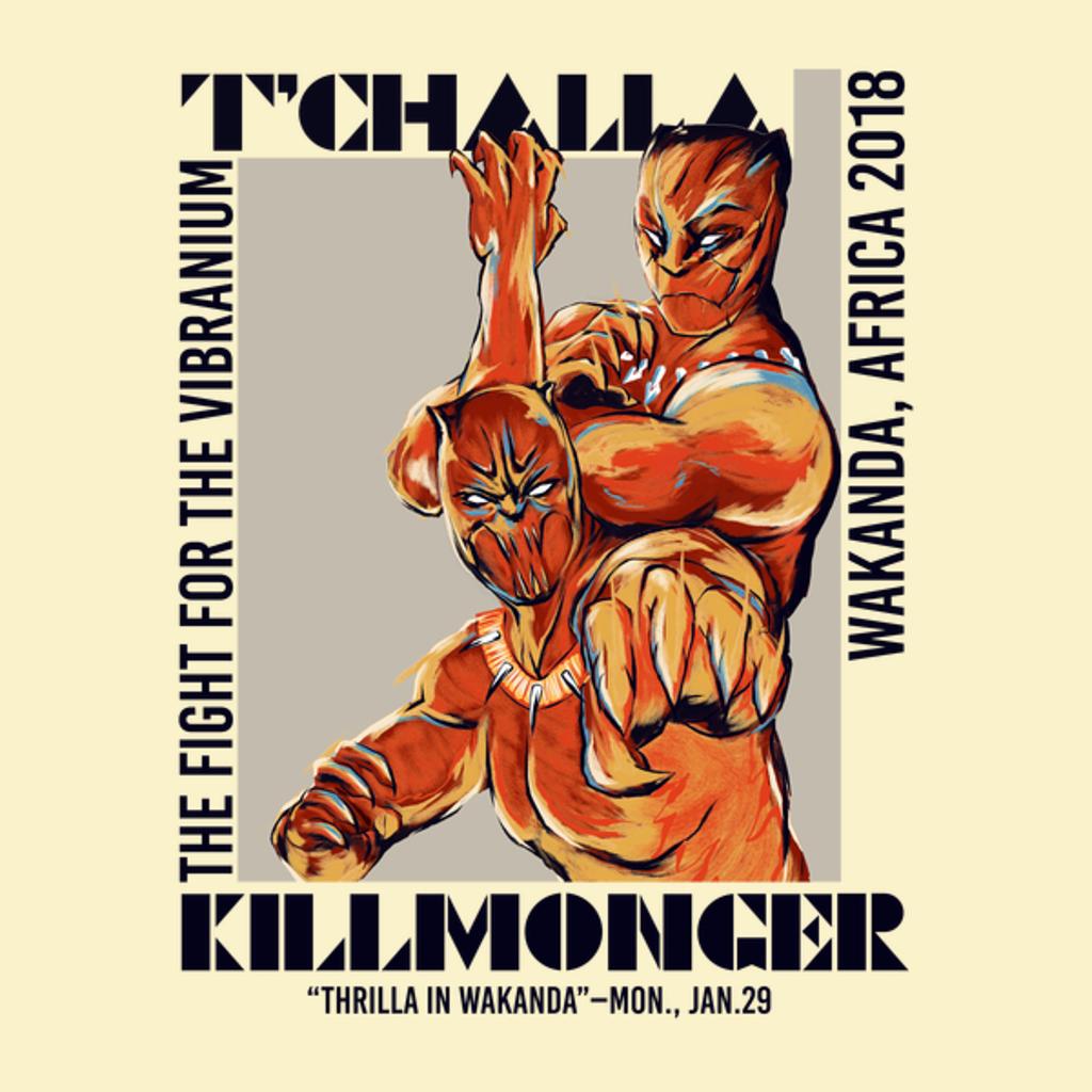 NeatoShop: #058 - Thrilla in Wakanda