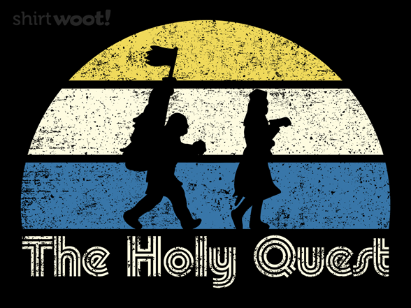 Woot!: The Holy Quest