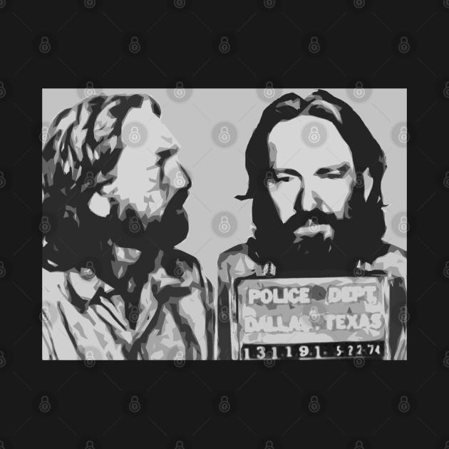 TeePublic: Willie Nelson Pop Art