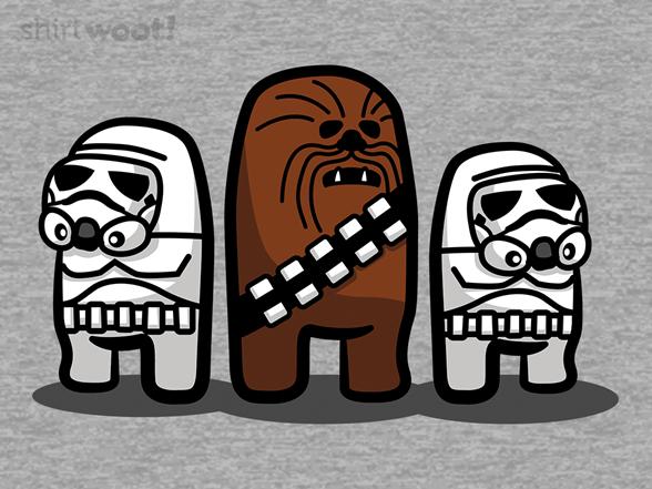 Woot!: Impostor Troopers