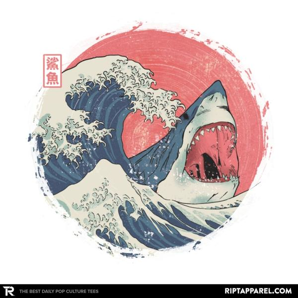 Ript: Great White Shark Wave