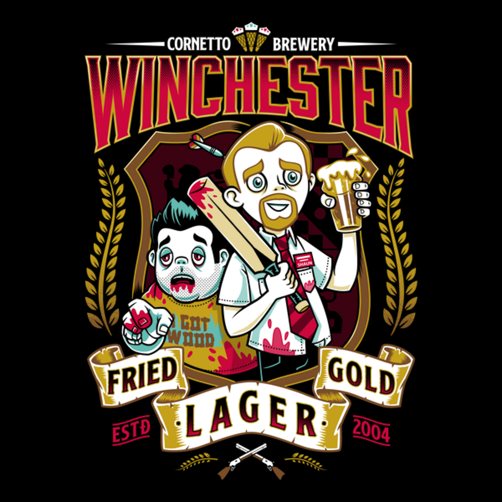 NeatoShop: Fried Gold Lager