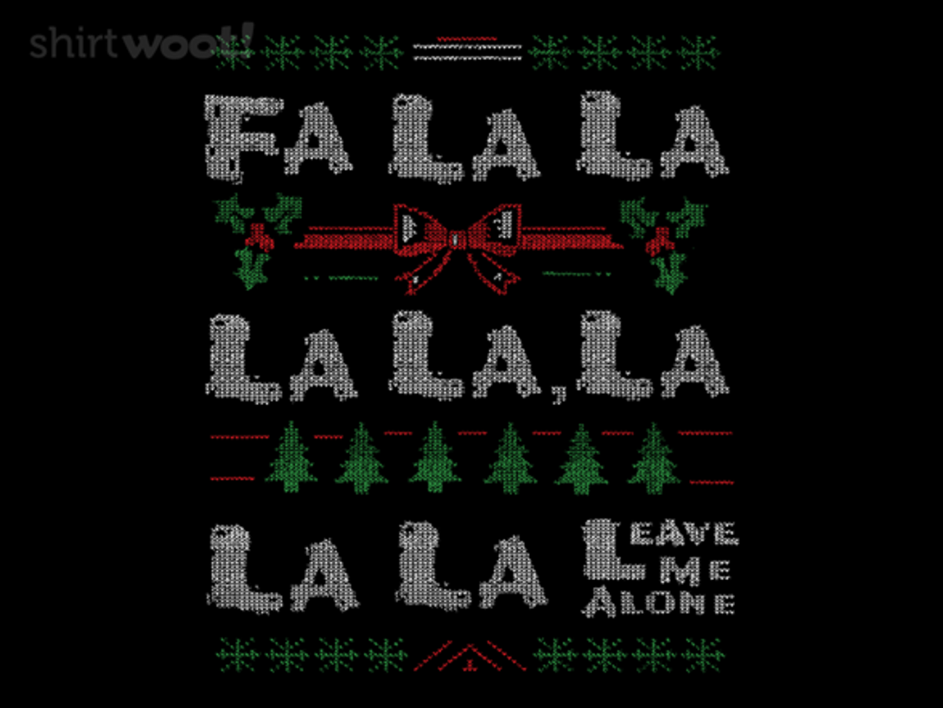 Woot!: Introverts Christmas