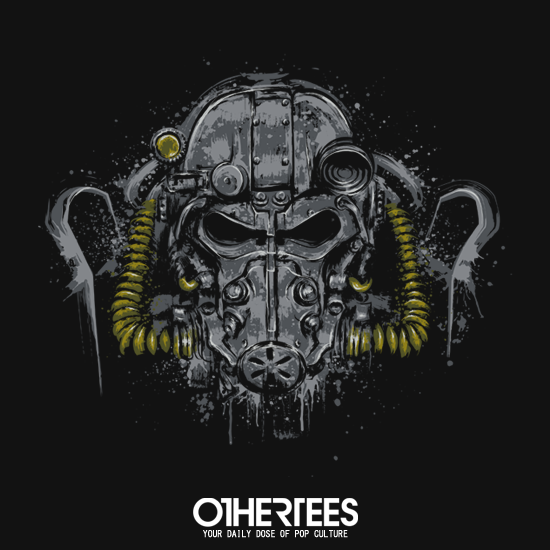 OtherTees: Power Armor