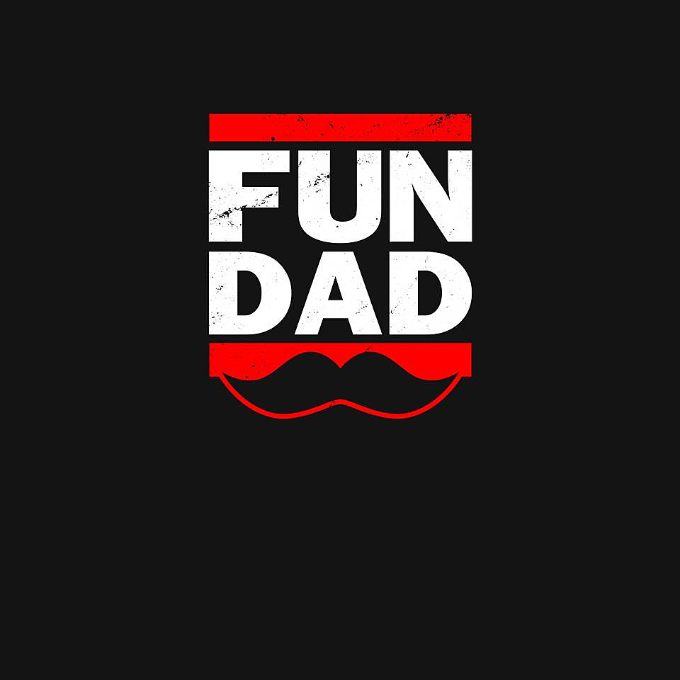 TeeFury: Fun Dad