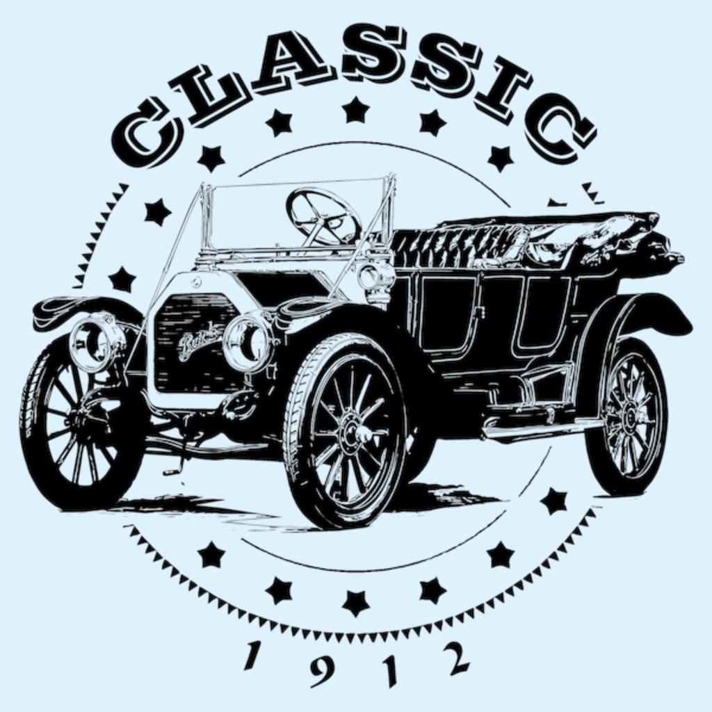 NeatoShop: Classic Car 1912