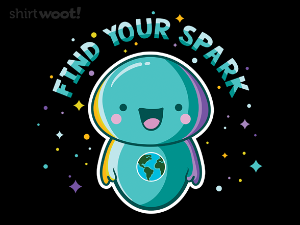 Woot!: Find Your Spark