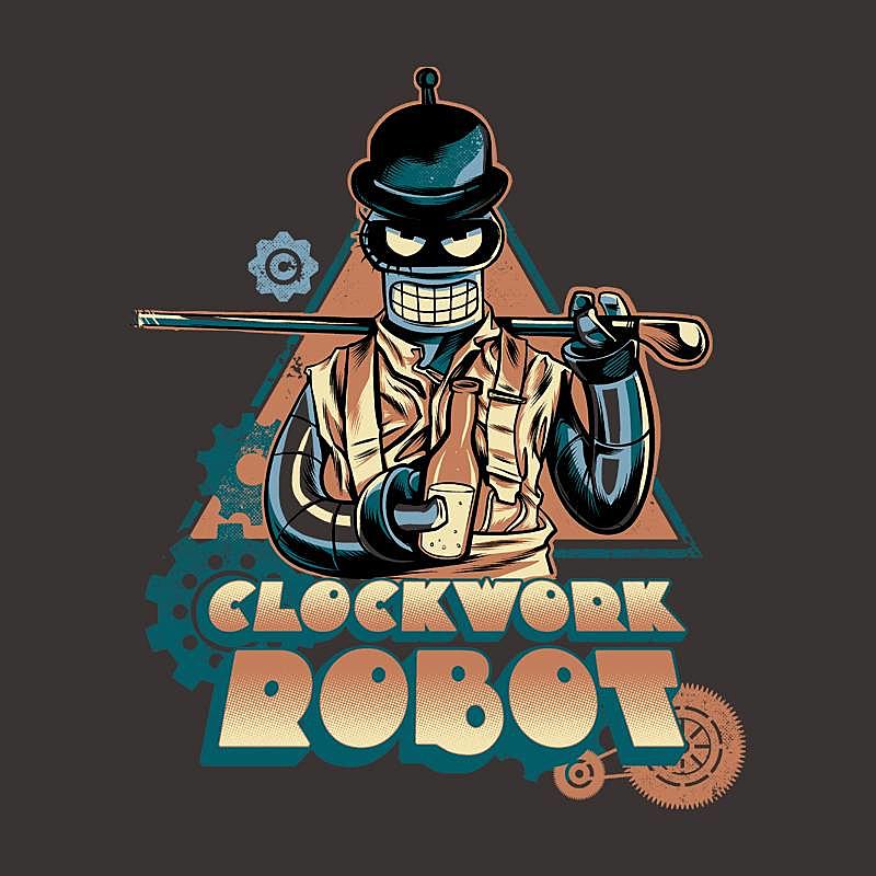 Pampling: Clockwork Robot