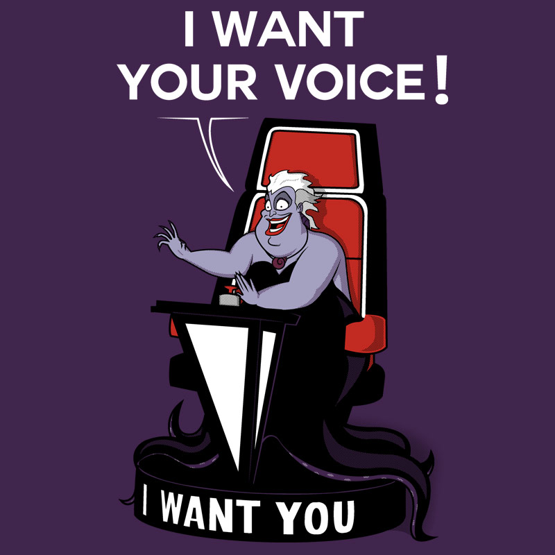 Pampling: I want your voice!