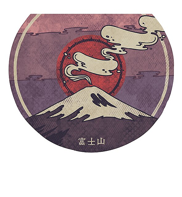RedBubble: Fuji