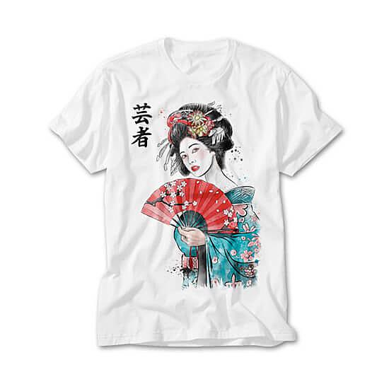 OtherTees: Geisha