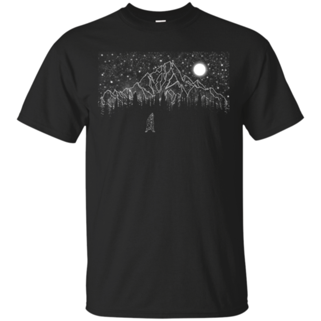 Pop-Up Tee: Lurking in The Night