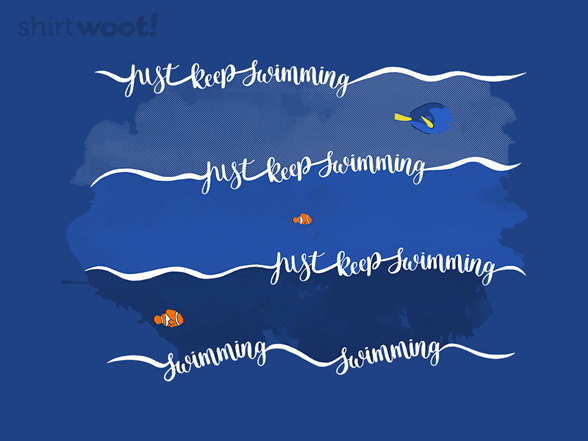 Woot!: Keep Swimming