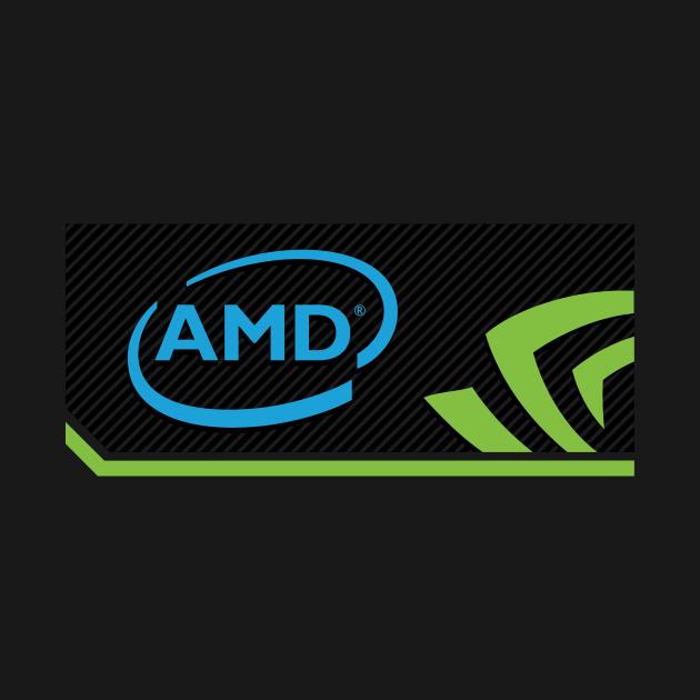 TeePublic: AMD? Intel? Nvidia?