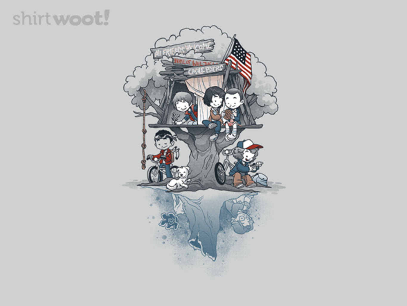 Woot!: Stranger Clubhouse