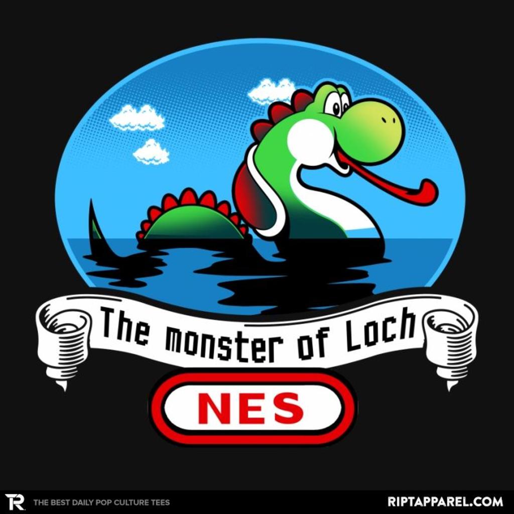 Ript: The Monster of Loch NES