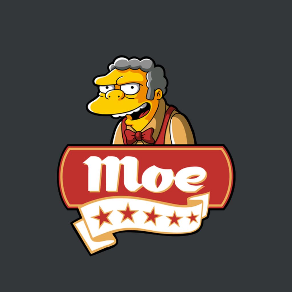 NeatoShop: Moe 5 stars