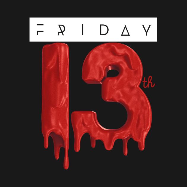 TeePublic: Friday the 13th