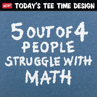 6 Dollar Shirts: Struggle With Math